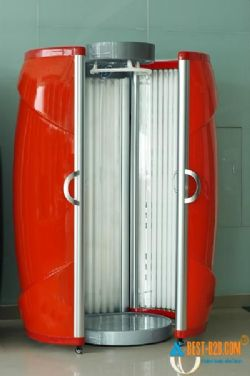 Stand Up Tanning Booth (Ship anywhere USA)